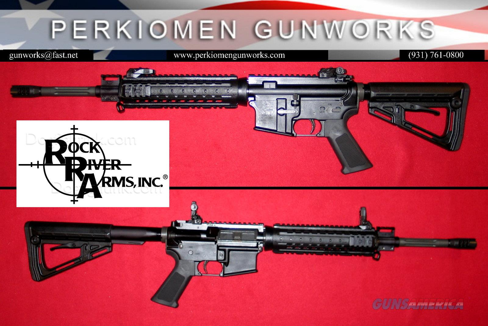 NSP Mid-Length Carbine, 16 inch, 5.56/.223, AR1425, New w/RRA hard case   Guns > Rifles > Rock River Arms Rifles