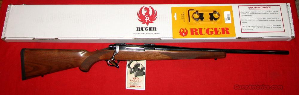 M77 MK II Bl/Walnut .350 Rem Mag NIB  Guns > Rifles > Ruger Rifles > Model 77