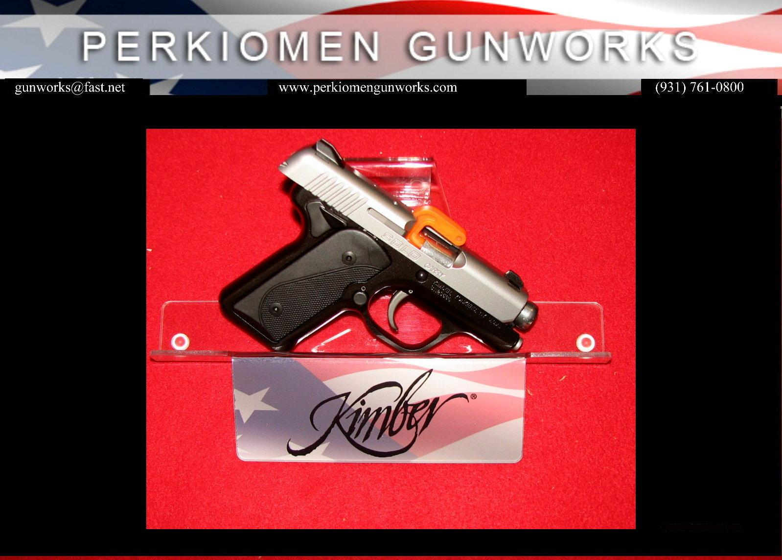 Solo Carry, 9MM, 2-tone - NIB  Guns > Pistols > Kimber of America Pistols