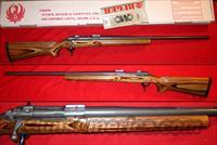 Ruger M77 Mark II Varmint .220 Swift SS/Brn Lam- Closeout - NIB  Ruger Rifles > Model 77
