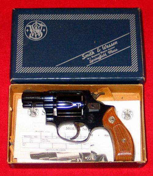 "32-1 ""The .38/.32 Terrier""  Guns > Pistols > Smith & Wesson Revolvers > Pocket Pistols"