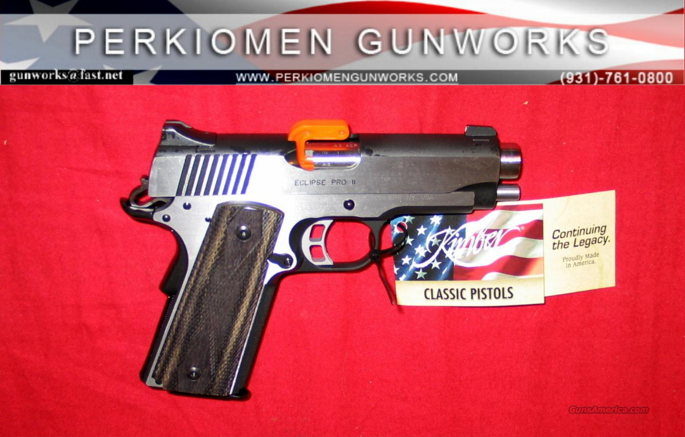"Eclipse Pro, 45acp, 4"", New in Box  Guns > Pistols > Kimber of America Pistols"