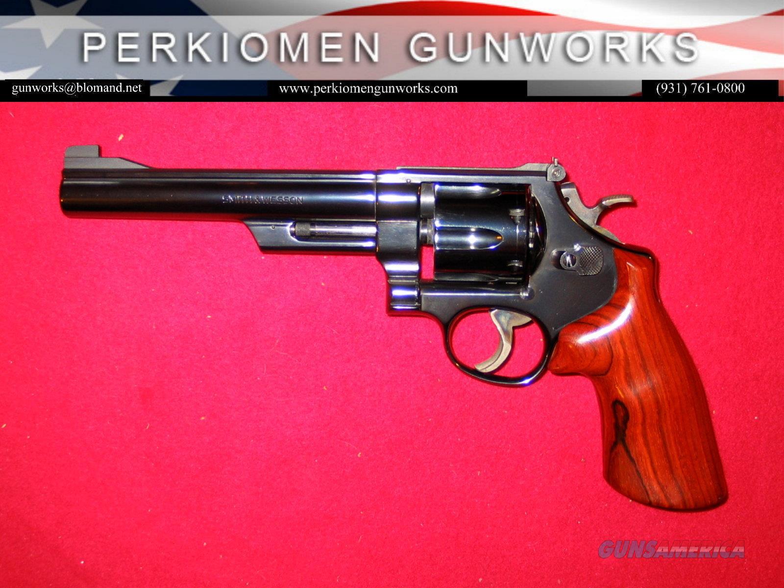 "25-2, .45ACP, ""The 1955 Model .45 Target Heavy Barrel"", 6.5 "", blued  Guns > Pistols > Smith & Wesson Revolvers > Full Frame Revolver"