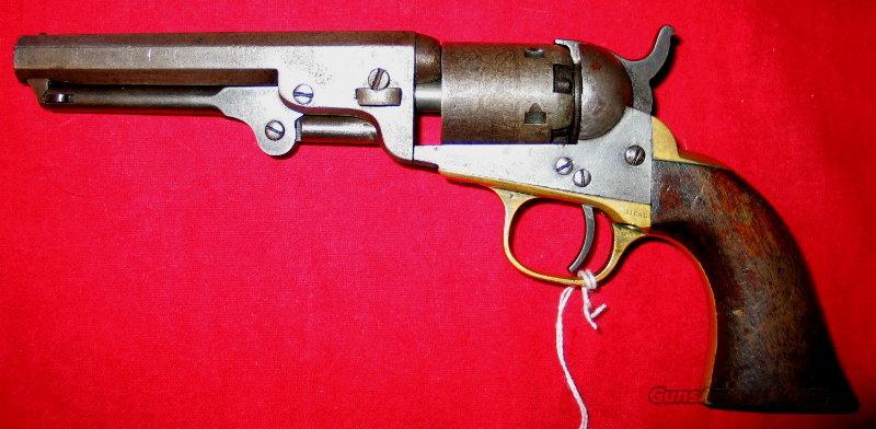 1849 Pocket Model  Guns > Pistols > Colt Percussion Revolver - Pre-1899