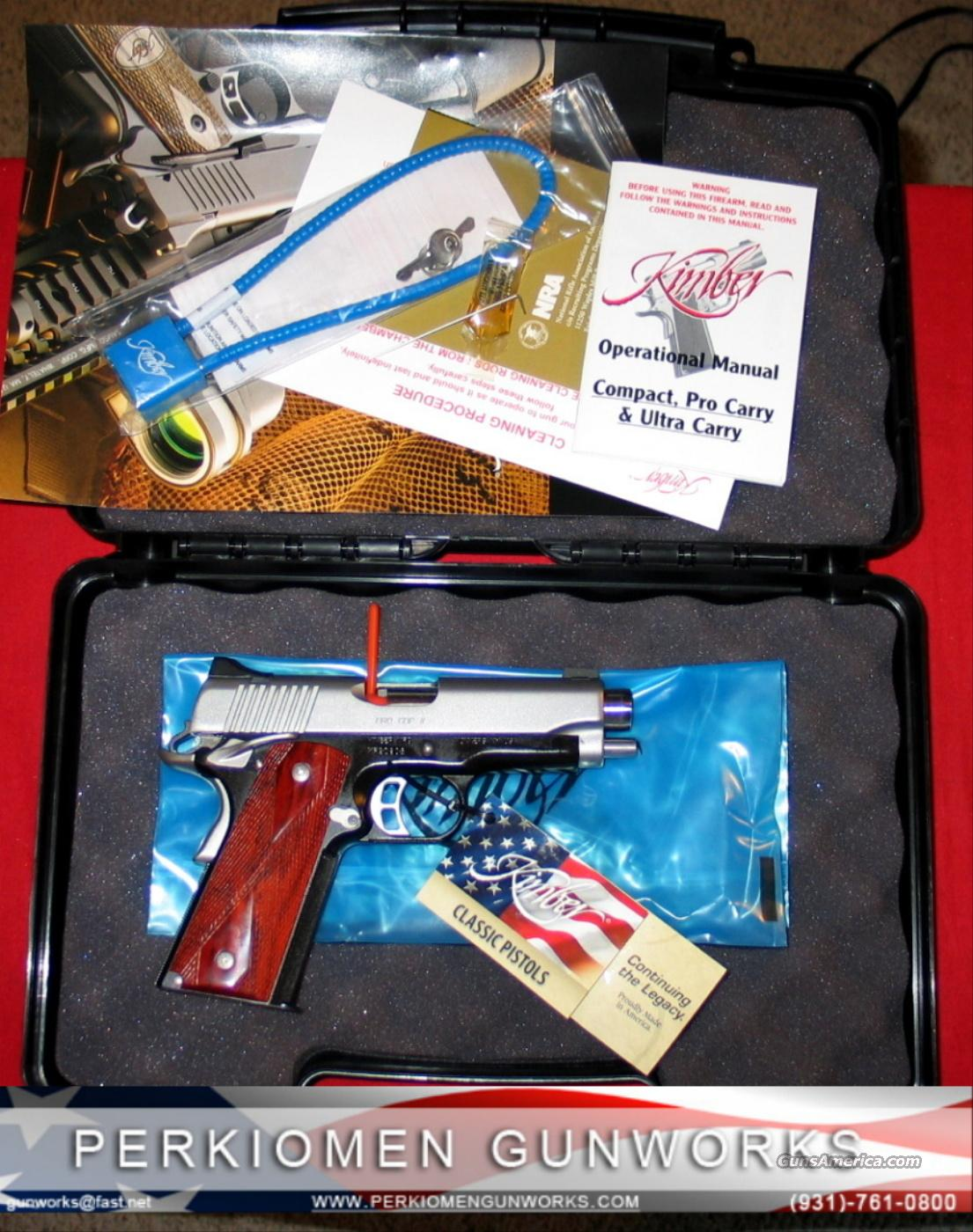 "Pro CDP, 45acp, 4"", New in Box (Retirement – Closeout pricing while supply lasts.)  Guns > Pistols > Kimber of America Pistols"