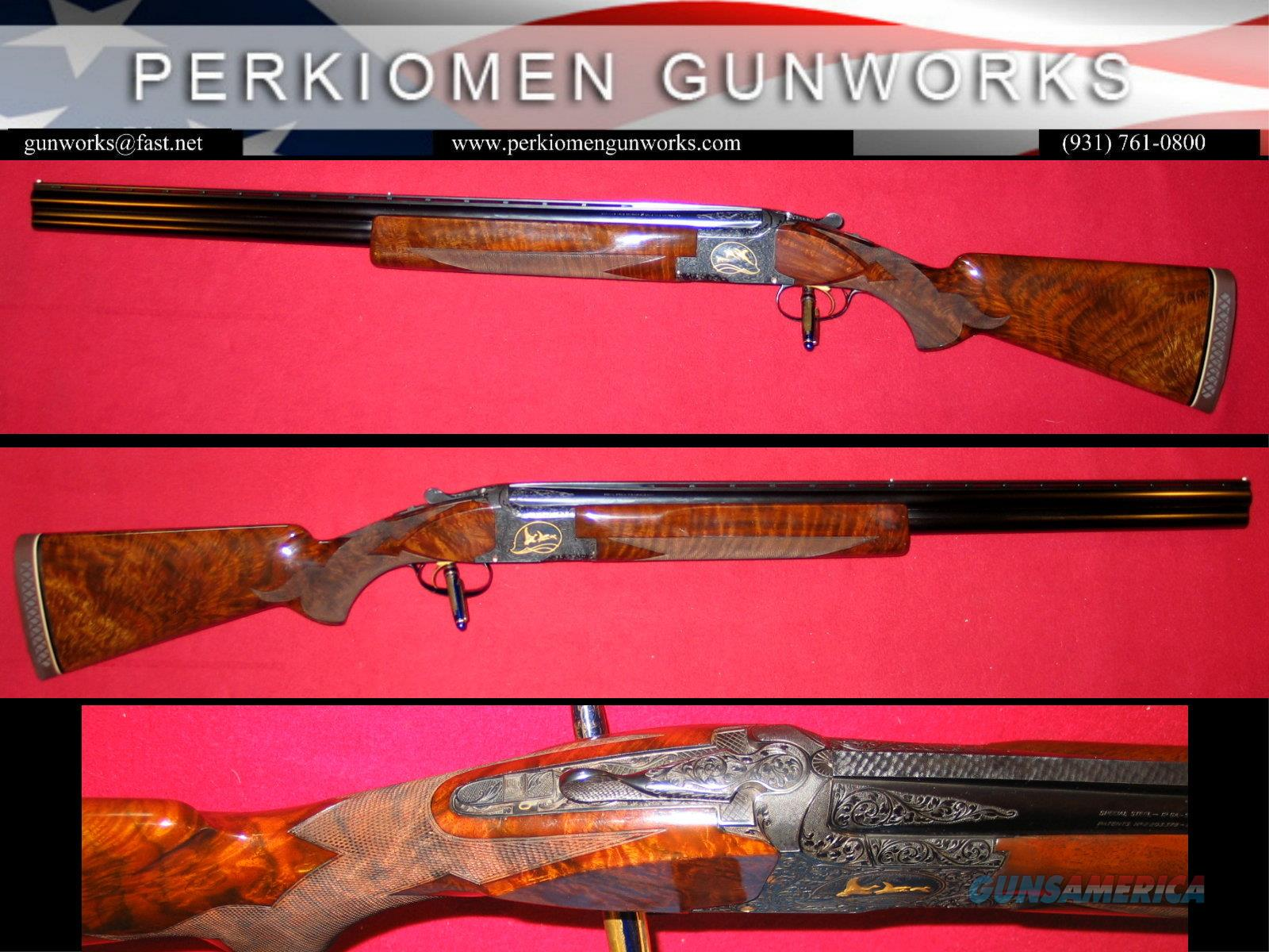 Midas Grade Superposed 12ga Skeet dates 1967  Guns > Shotguns > Browning Shotguns > Over Unders > Belgian Manufacture