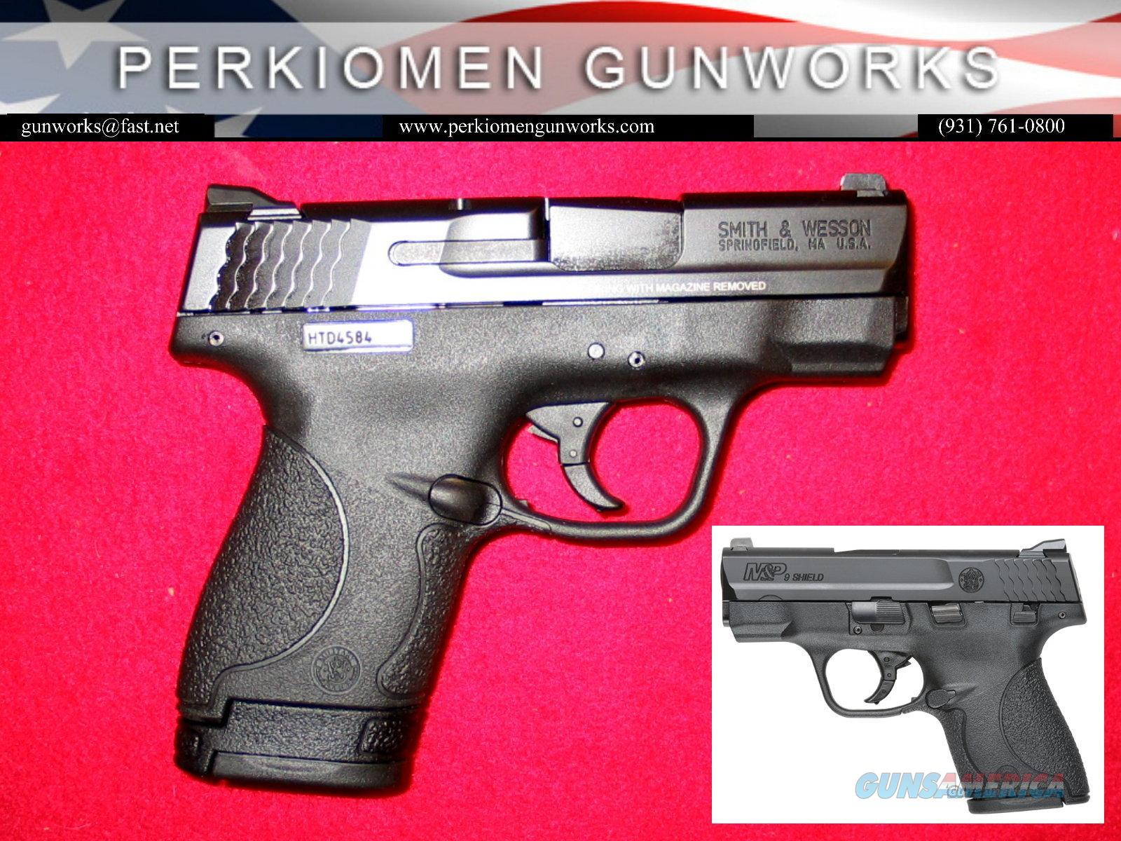 M&P9 Shield 9MM, New in Box.  Guns > Pistols > Smith & Wesson Pistols - Autos > Polymer Frame