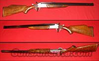 24E-DL .22 Mag/20ga, O/U Rifle-Shotgun Combo  Savage Shotguns