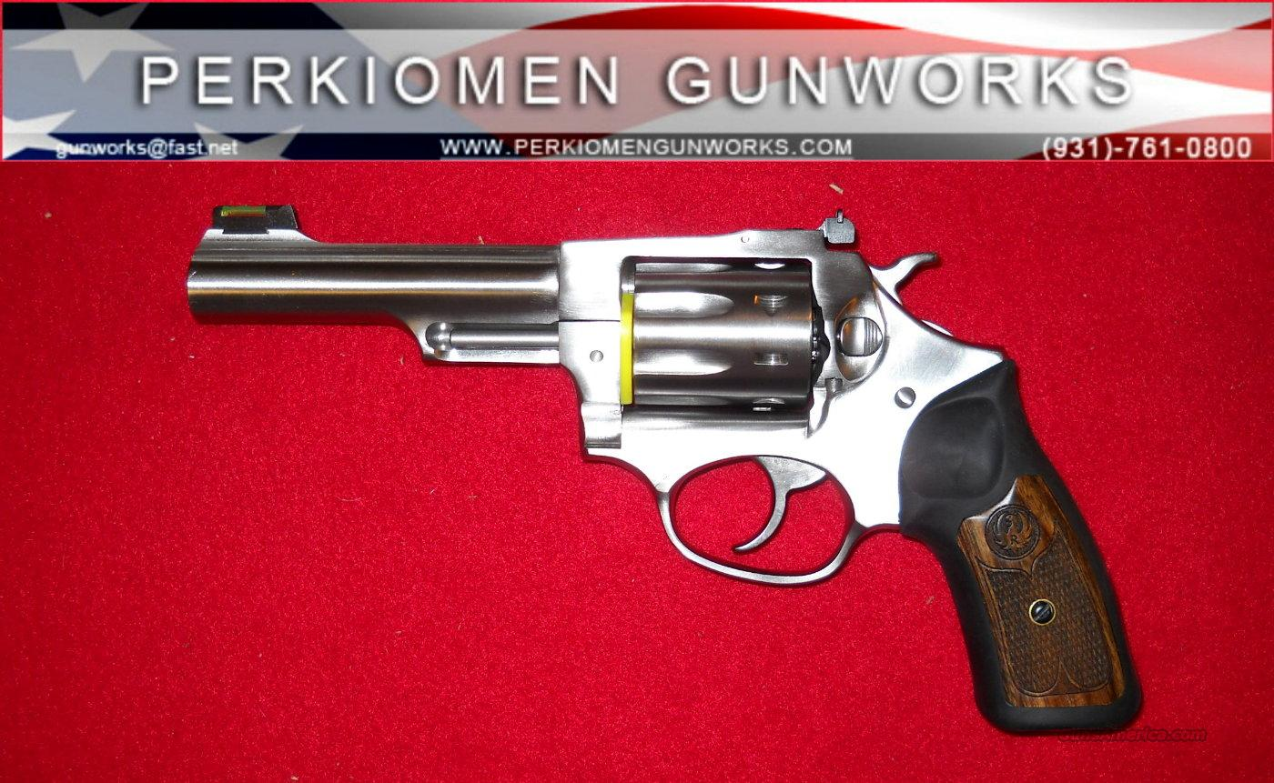 "SP101 Stainless .22LR, 4"", New in Box  Guns > Pistols > Ruger Double Action Revolver > SP101 Type"