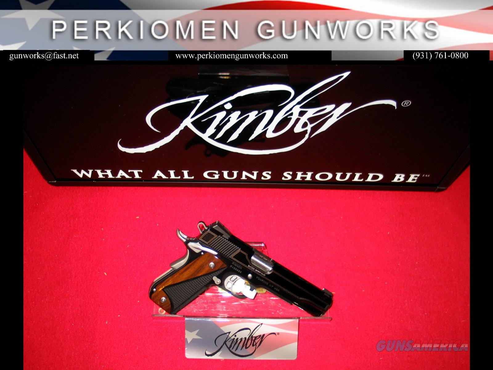 "Classic Carry ELITE, 45acp, 5"", NIB - 2015 issue.  Guns > Pistols > Kimber of America Pistols"