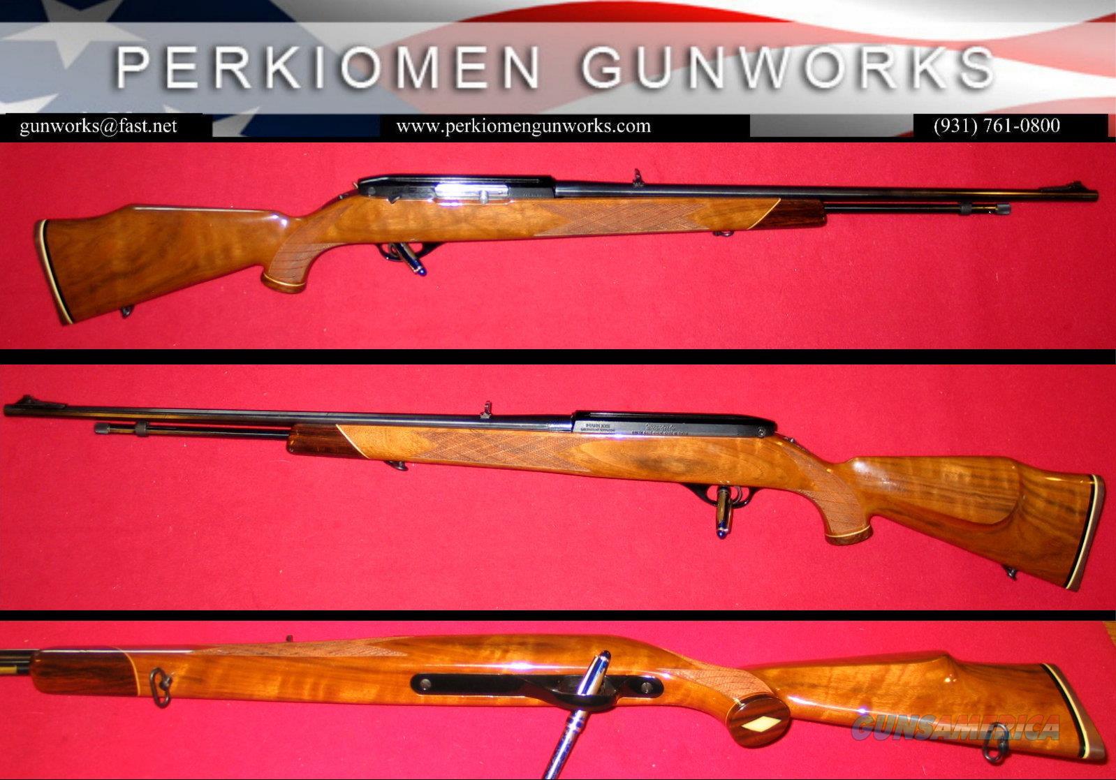 Mark XXII semi-auto, tube feed, .22LR  Guns > Rifles > Weatherby Rifles > Sporting