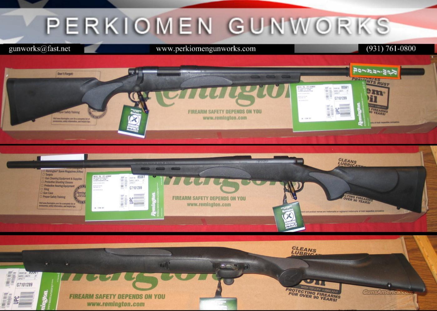 "700 SPS Varmint, 7MM-08, 26"" - NIB  Guns > Rifles > Remington Rifles - Modern > Model 700 > Sporting"