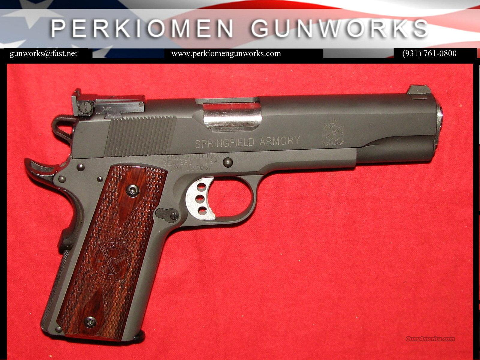 "1911 Range Officer, 45acp, 5"", New in Box  Guns > Pistols > Springfield Armory Pistols > 1911 Type"
