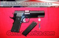 Bob Marvel Custom Bullseye 1911, 45acp  Guns > Pistols > Custom Pistols > 1911 Family