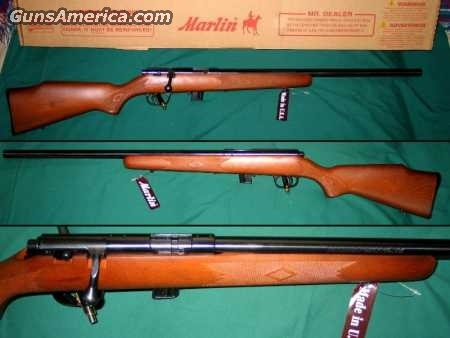 917M2  .17MACH 2  Guns > Rifles > Marlin Rifles > Modern > Bolt/Pump