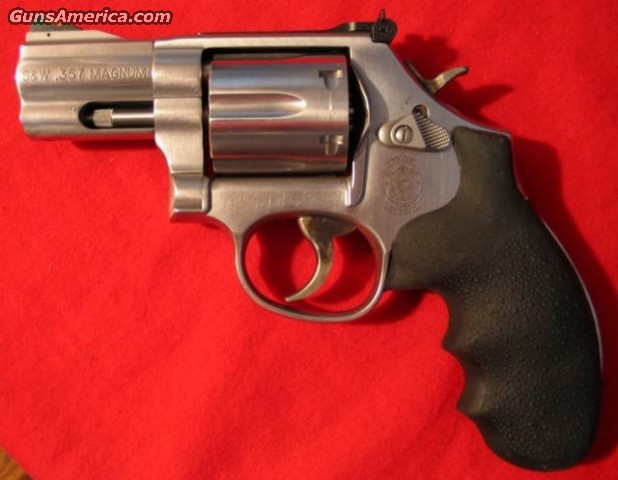 686 .357 / 2.5 inch - NIB  Guns > Pistols > Smith & Wesson Revolvers > Full Frame Revolver