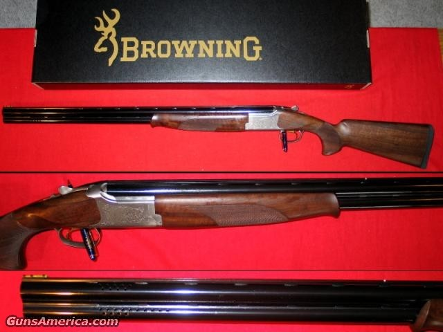 "525 12ga Spt. Gr1 30""/3""  Guns > Shotguns > Browning Shotguns > Over Unders > Citori > Trap/Skeet"