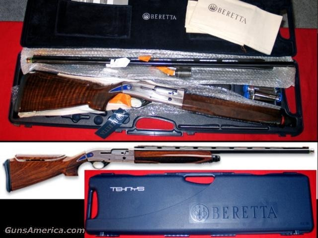 "Teknys Gold TRAP 32"" - NIB  Guns > Shotguns > Beretta Shotguns"