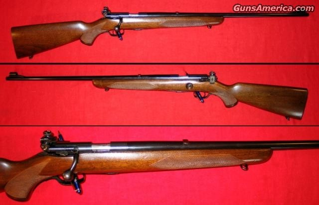 75 Sporter - grooved receiver  Guns > Rifles > Winchester Rifles - Modern Bolt/Auto/Single