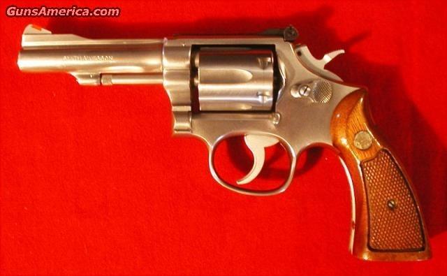 67-1 - .38 Spec.  1981 gun  Guns > Pistols > Smith & Wesson Revolvers
