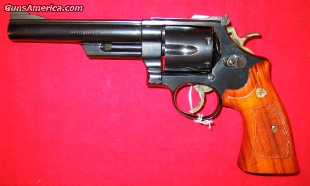 "29-3 Blue 6"" - MINT  Guns > Pistols > Smith & Wesson Revolvers"