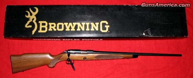 M-52  .22LR - NIB  Guns > Rifles > Browning Rifles