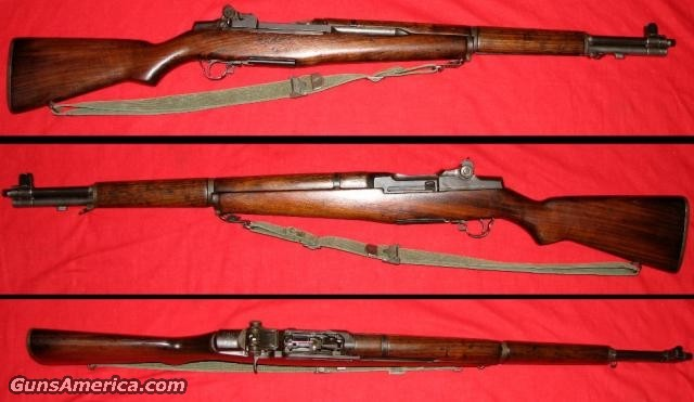 M-1 Garand  IHC 1953  Guns > Rifles > Military Misc. Rifles US