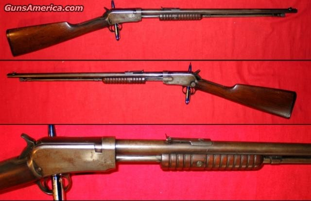 1906 Pump 22  Guns > Rifles > Winchester Rifles - Modern Pump