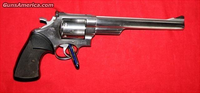 657  8 3/8 Full Target 1st Yr  Guns > Pistols > Smith & Wesson Revolvers > Full Frame Revolver