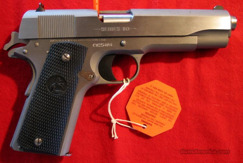 Government Series 80 SS  Guns > Pistols > Colt Automatic Pistols (1911 & Var)