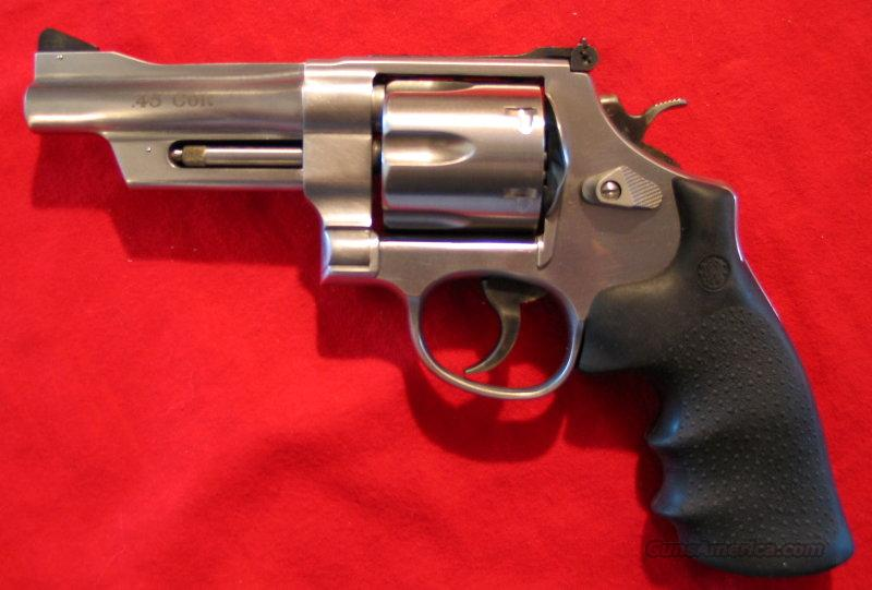 "625-7 4"" Mountain Gun  Guns > Pistols > Smith & Wesson Revolvers"