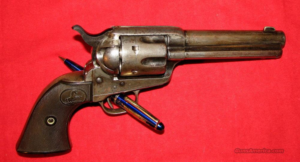 SAA 1st 45LC  Guns > Pistols > Colt Single Action Revolvers - 1st Gen.