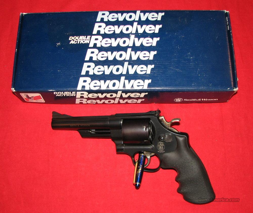 "25-7 .45LC 5"" The Model of 1989  Guns > Pistols > Smith & Wesson Revolvers > Full Frame Revolver"