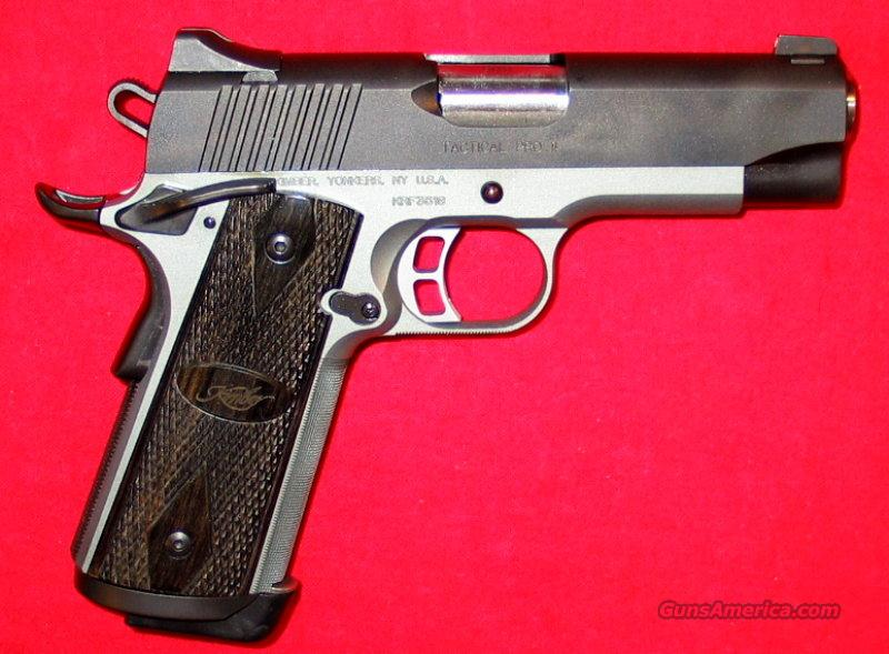 Tactical Pro II in 9MM  Guns > Pistols > Kimber of America Pistols