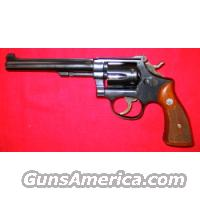 K-22 5-screw Pre-17  Guns > Pistols > Smith & Wesson Revolvers > Full Frame Revolver