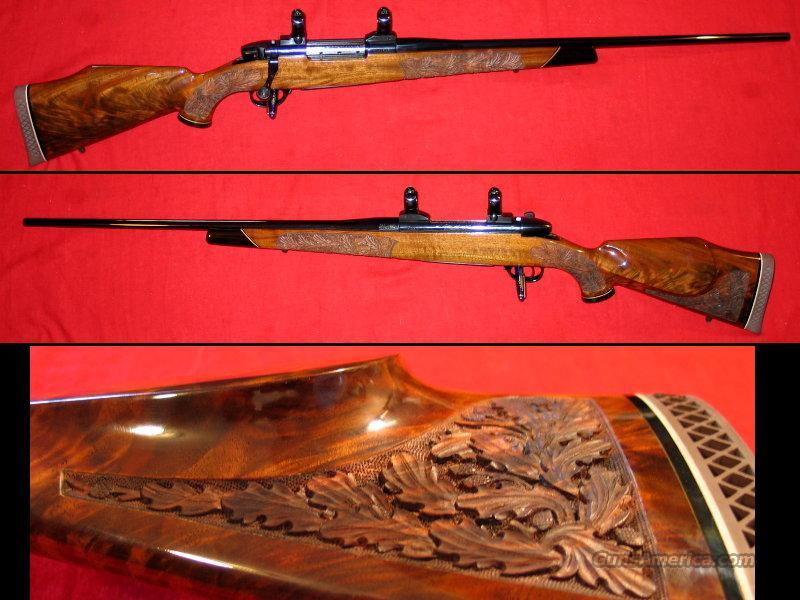 Custom Shop MK V .257 Wby.  Guns > Rifles > Weatherby Rifles > Sporting