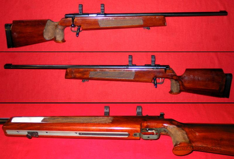 """Match 54 ,26"""" HB, 1970 gun  Guns > Rifles > Anschutz Rifles"""