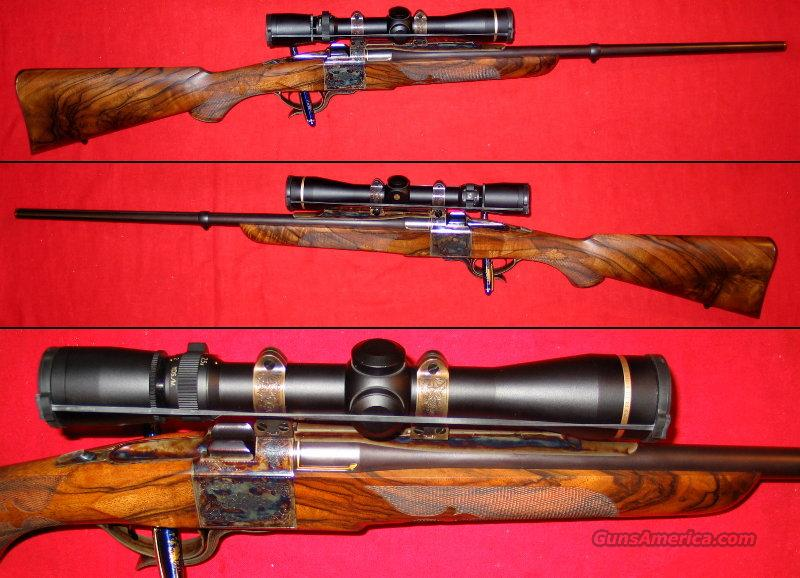 Model 10 .275 Rigby  Guns > Rifles > Dakota Arms Rifles