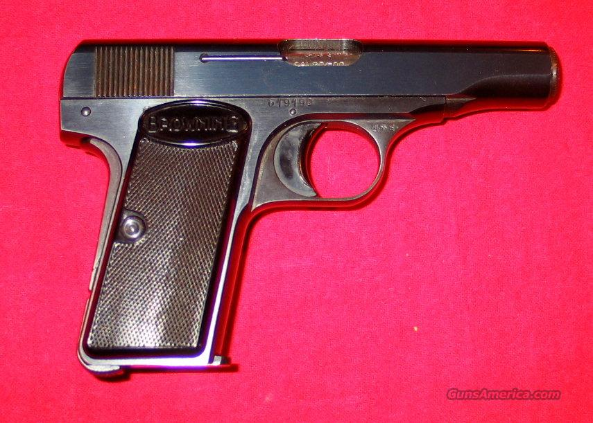 1955 (FN1910) .380acp  Guns > Pistols > Browning Pistols > Other Autos