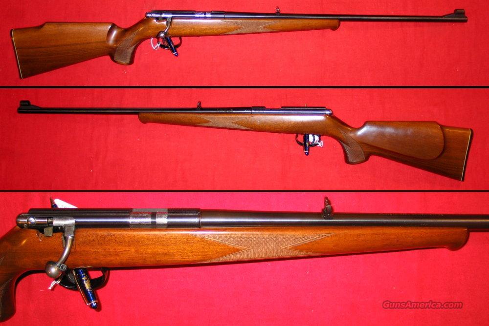 64 Sporter .22lr, 1973 gun  Guns > Rifles > Anschutz Rifles