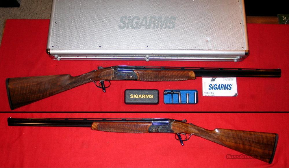 TR20U English .410 w/case  Guns > Shotguns > Sigarms Shotguns