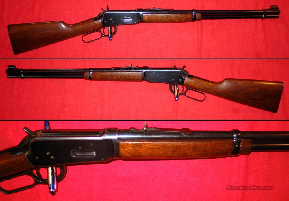 94 Carbine / 1956 gun  Guns > Rifles > Winchester Rifles - Modern Lever > Model 94 > Pre-64