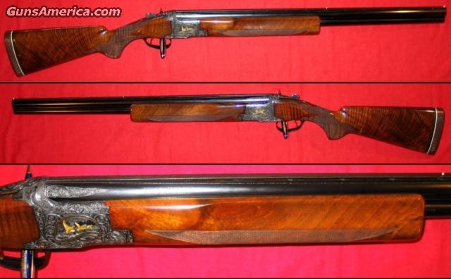 Midas Superposed 12ga.  Guns > Shotguns > Browning Shotguns > Over Unders > Belgian Manufacture