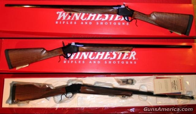 1885 High Wall 22-250 - NIB  Guns > Rifles > Winchester Rifles - Modern Lever > Other Lever > Post-64