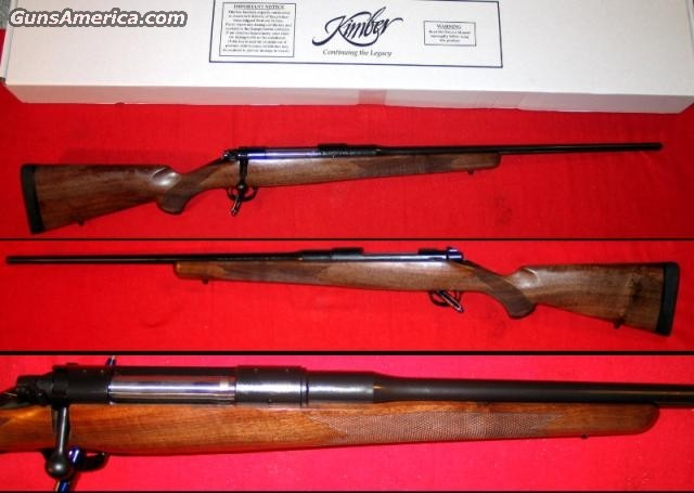 8400 LA Classic 30-06 - nib  Guns > Rifles > Kimber of America Rifles