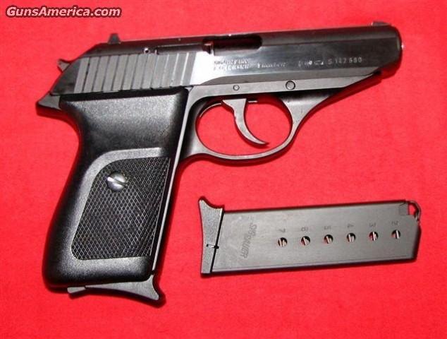 P-230 .380 Like New w/box  Guns > Pistols > Sig - Sauer/Sigarms Pistols