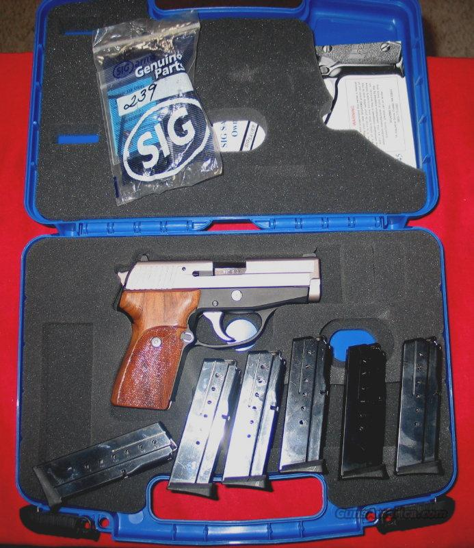 P239 – .357 Sig, Two-Tone Stainless Steel   Guns > Pistols > Sig - Sauer/Sigarms Pistols > P239