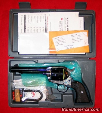 "Vaquero 5.5"" BCC - nib  Guns > Pistols > Ruger Single Action Revolvers > Cowboy Action"