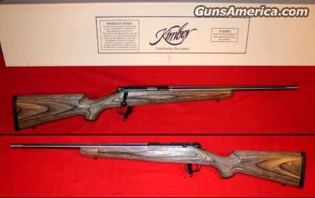 K-17 Pro Varmint .17 MK2 - nib  Guns > Rifles > Kimber of America Rifles