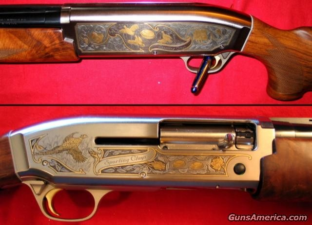Gold Ladies Golden Clays Spt.  Guns > Shotguns > Browning Shotguns > Autoloaders > Trap/Skeet